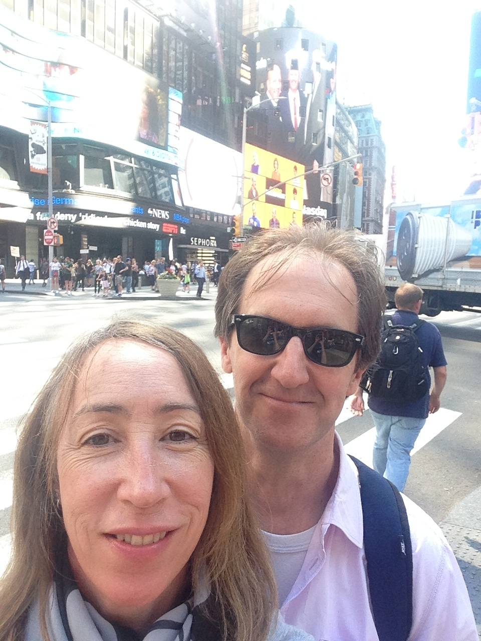 ^ Still Times Square
