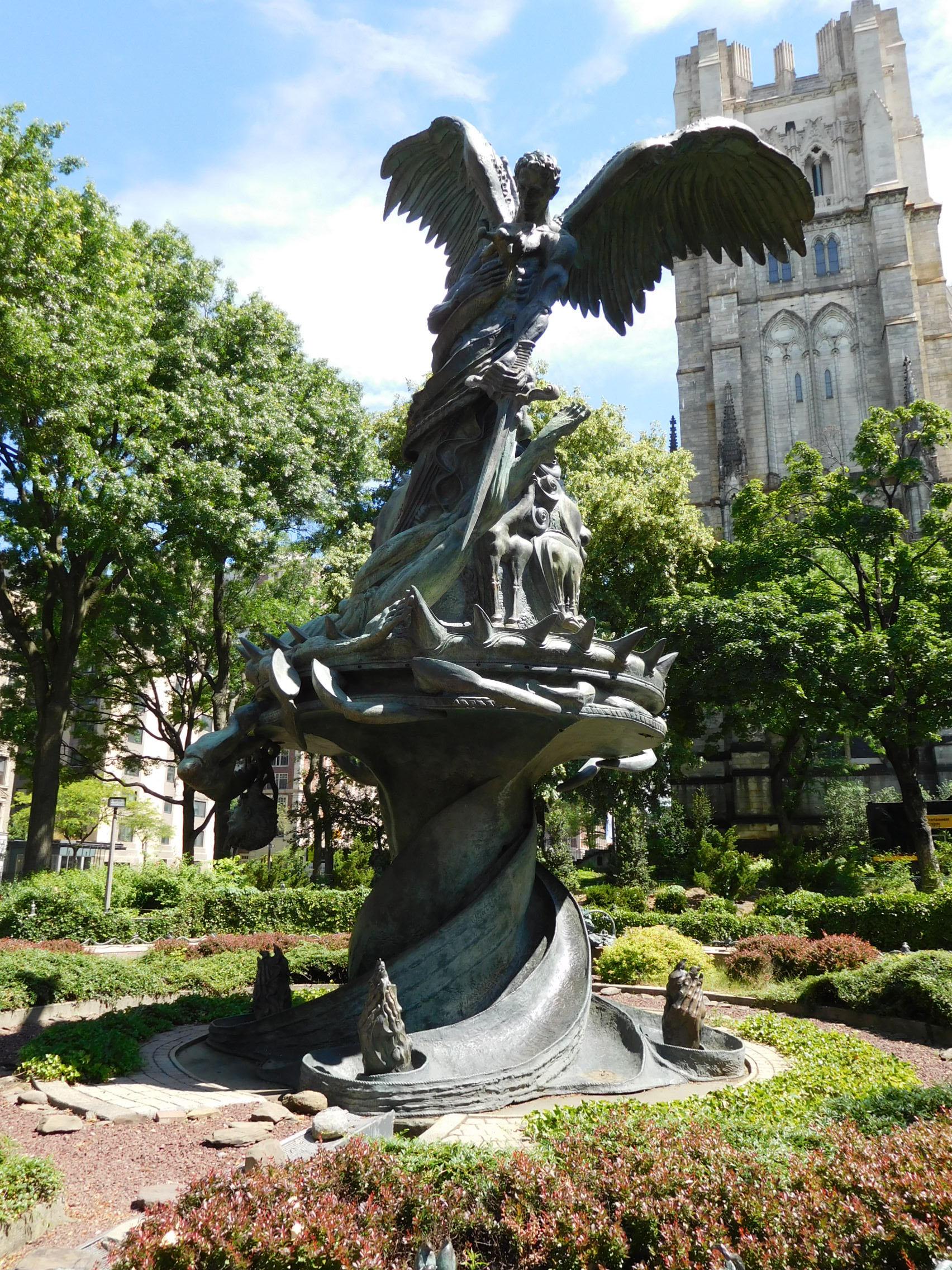 ^ The Peace Fountain