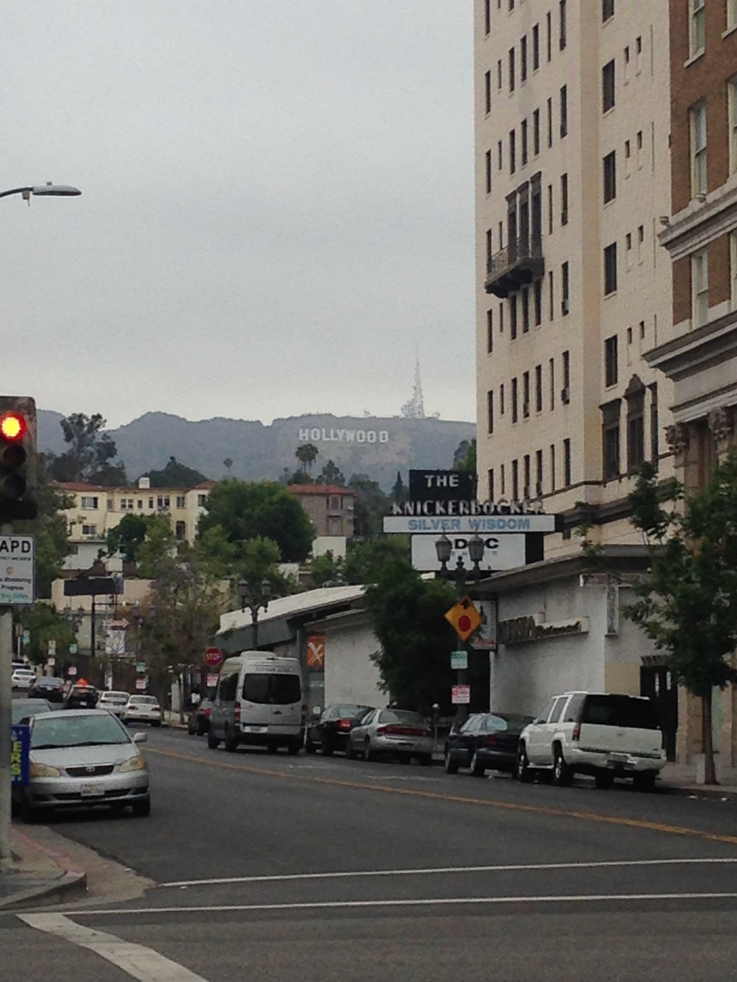 ^ Hollywood Hills