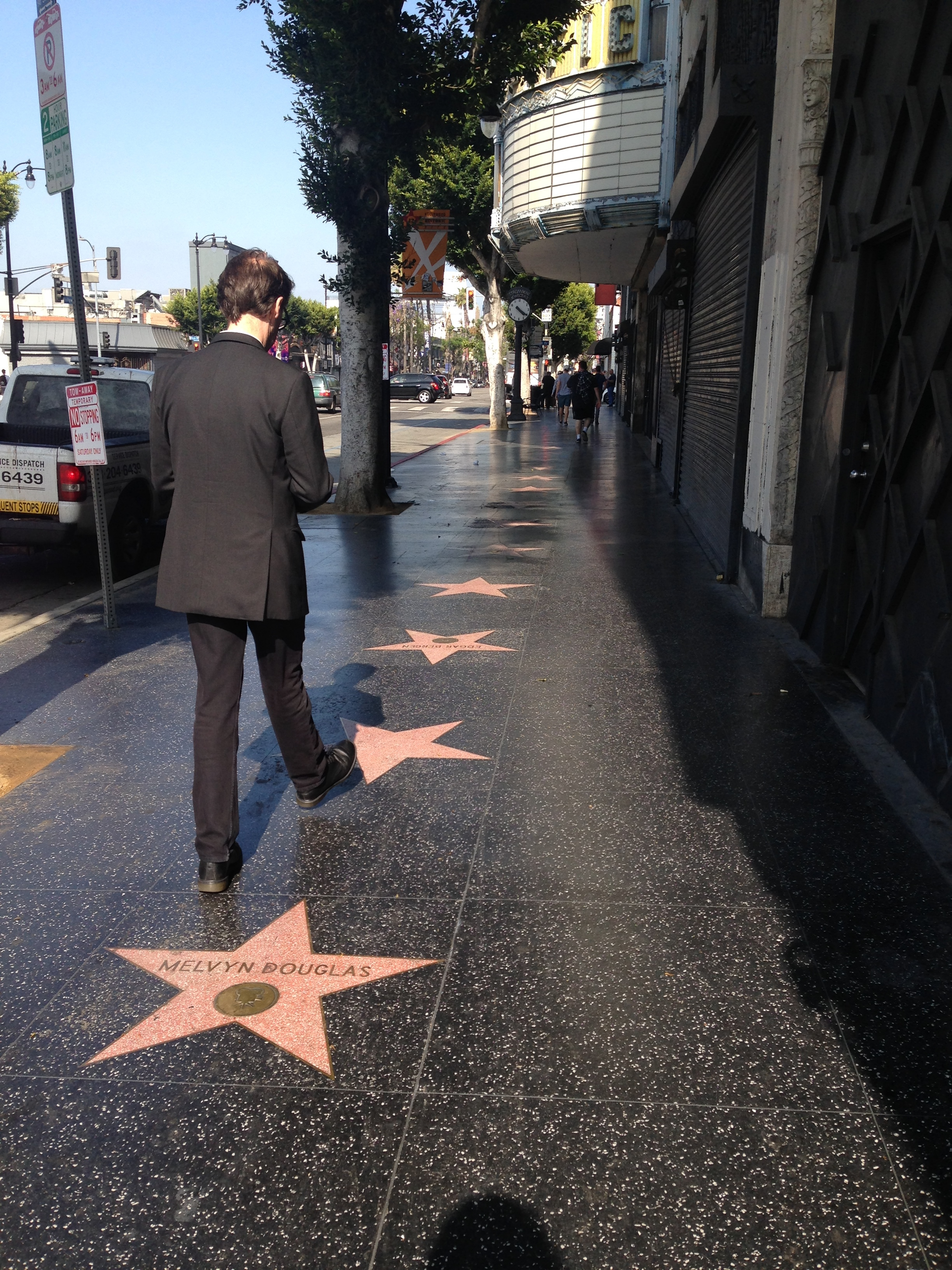^ Walking with the stars