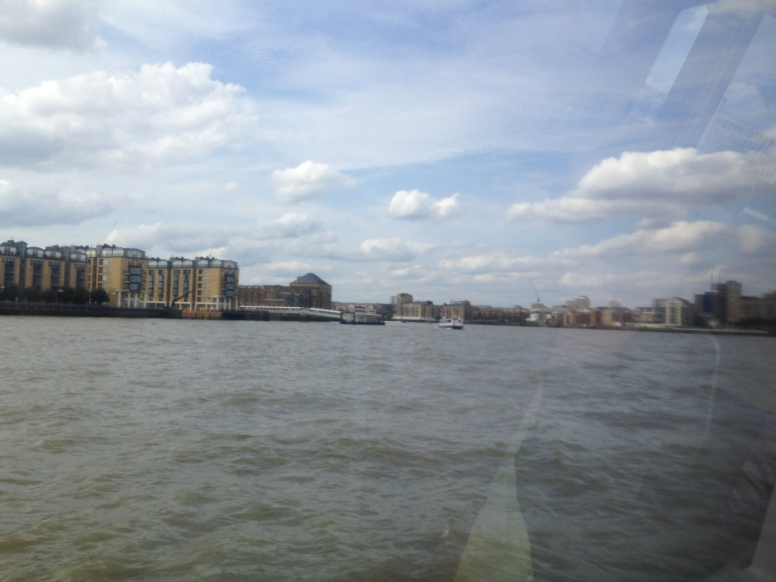 The Ferry west to Westminster