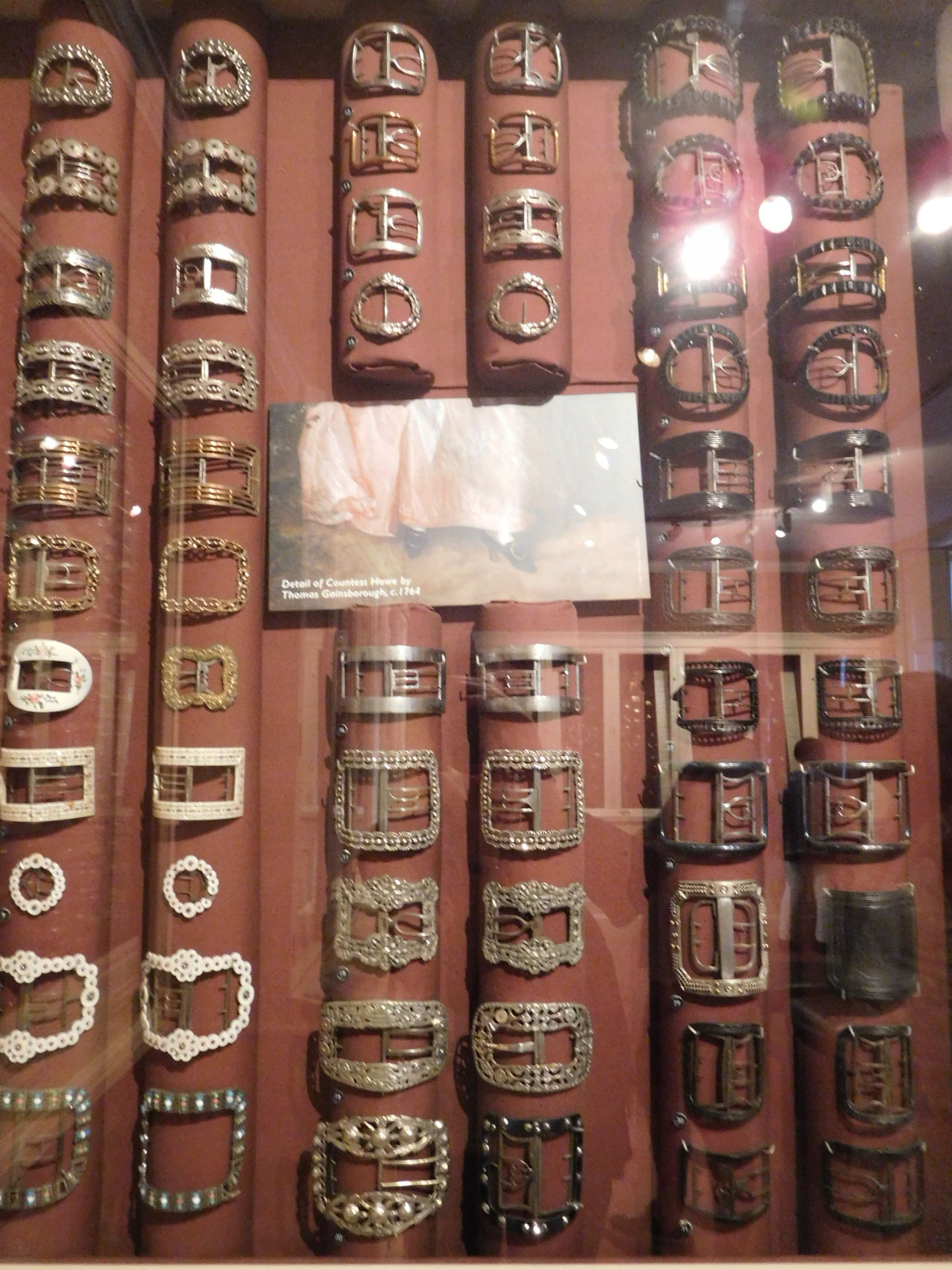 Gorgeous buckle collection