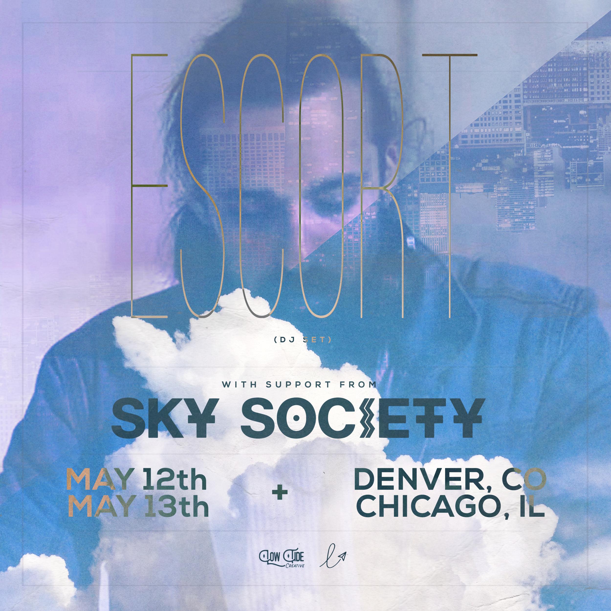 More Info Via Ticket Links Below ::  *** Denver 5/12 ::  http://bit.ly/EscortDenverPearls   *** Chicago 5/13 ::  http://bit.ly/EscortChi  Ayyyy, Lets get DeeP. <3