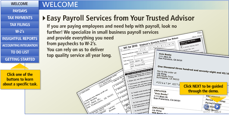 Click to watch our video and see how easy payroll can be!