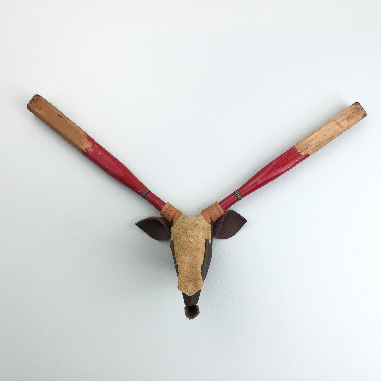 Badminton Moose (handle end)