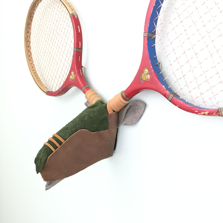 Badminton Moose (close up)