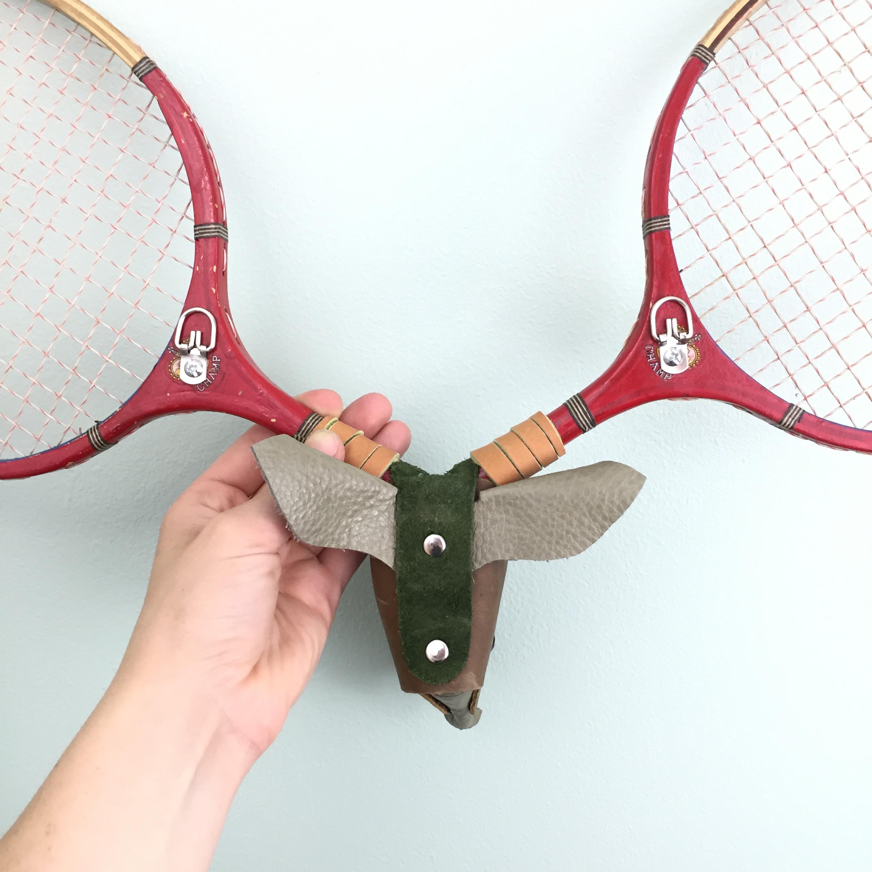 Badminton Moose (behind)