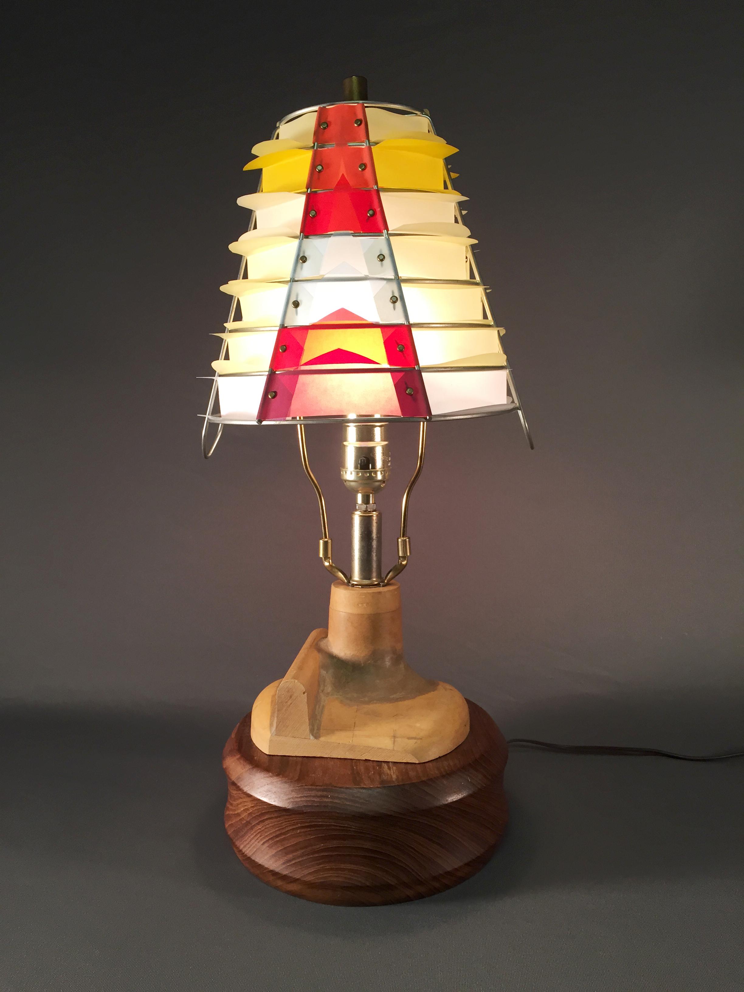 Cascade Star Lamp