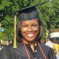 """KIPP Minnesota Alumna Lexi shares how and why she strives to """"be at the table.""""  Read more .  Lexi, KIPP Alumna, Freshman at Jackson State University"""