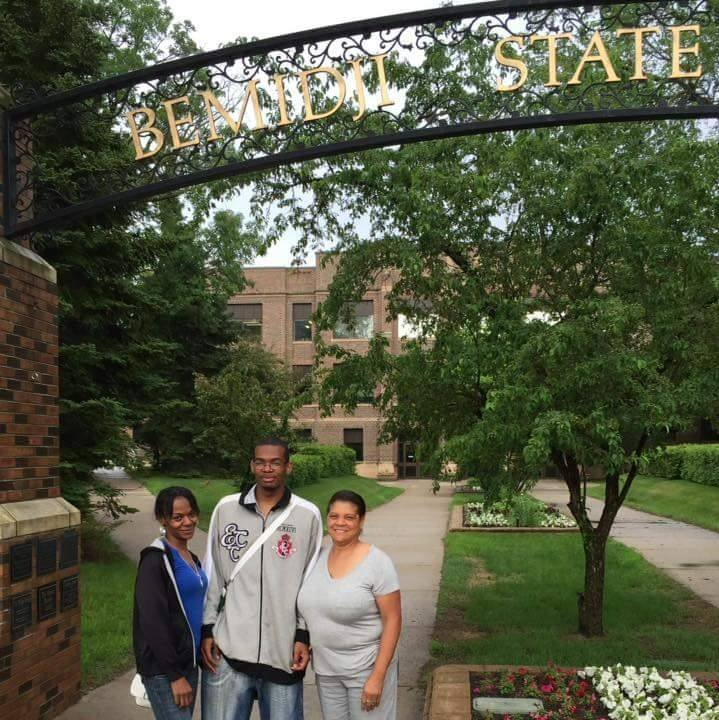 Learning balance and self-discipline in college. - Marquice's story
