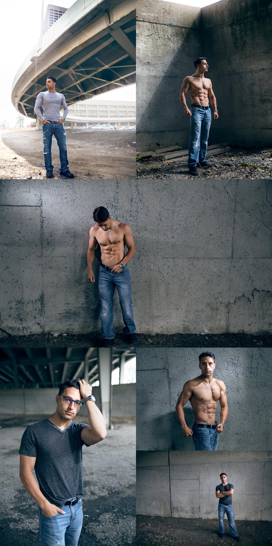 Russell Wayne Fitness Model Buffalo NY