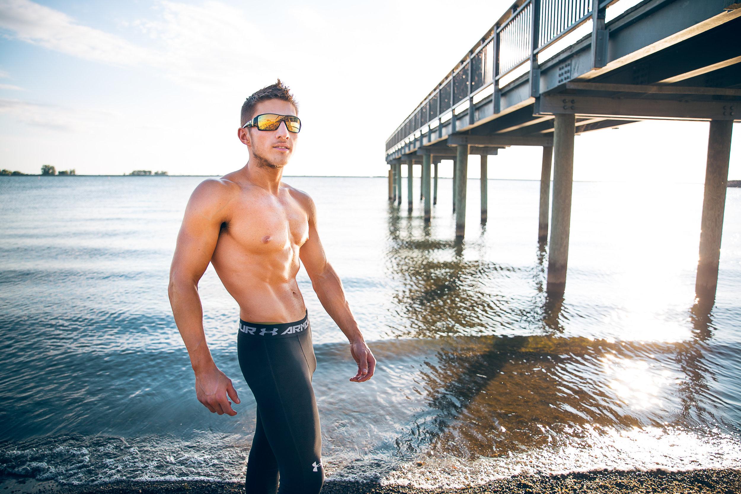 Bodybuilding Physique Posing Model Buffalo NY