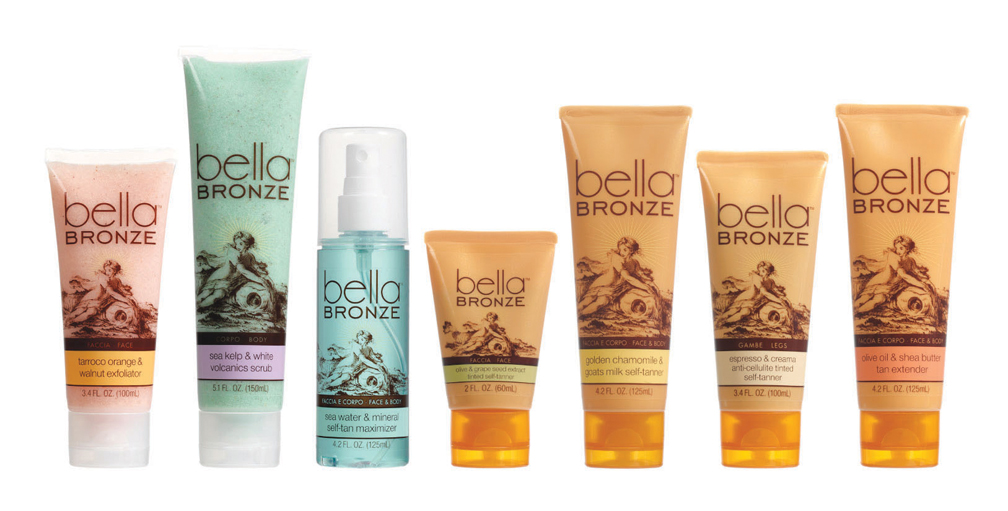 Bella Bronze Sunless Skincare System