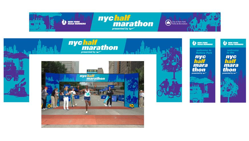 NYC Half Marathon 2007-2011
