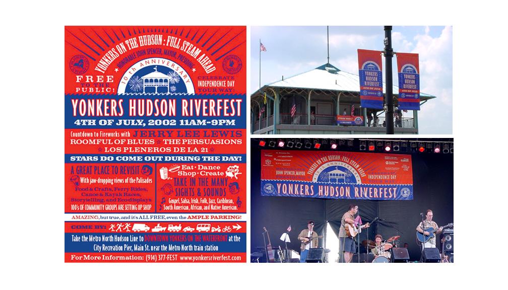 Yonkers Hudson Riverfest
