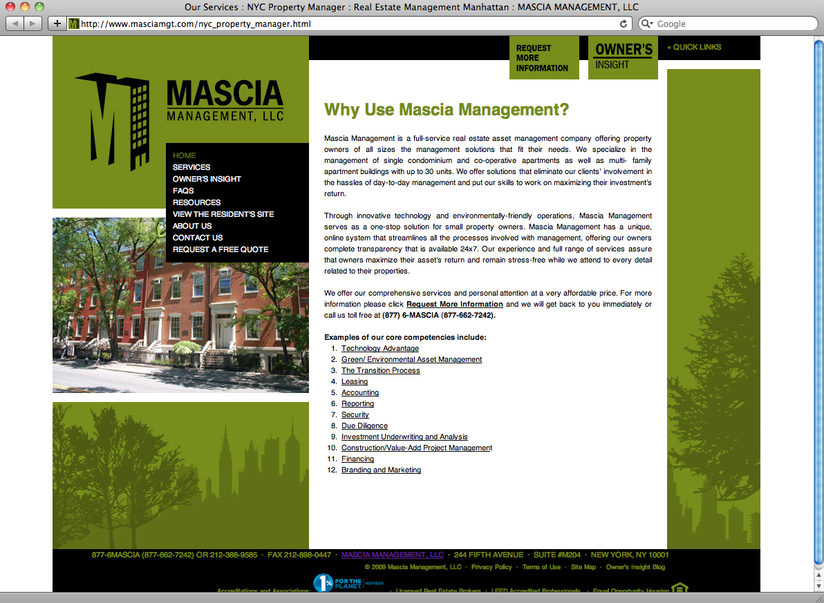 Mascia Management