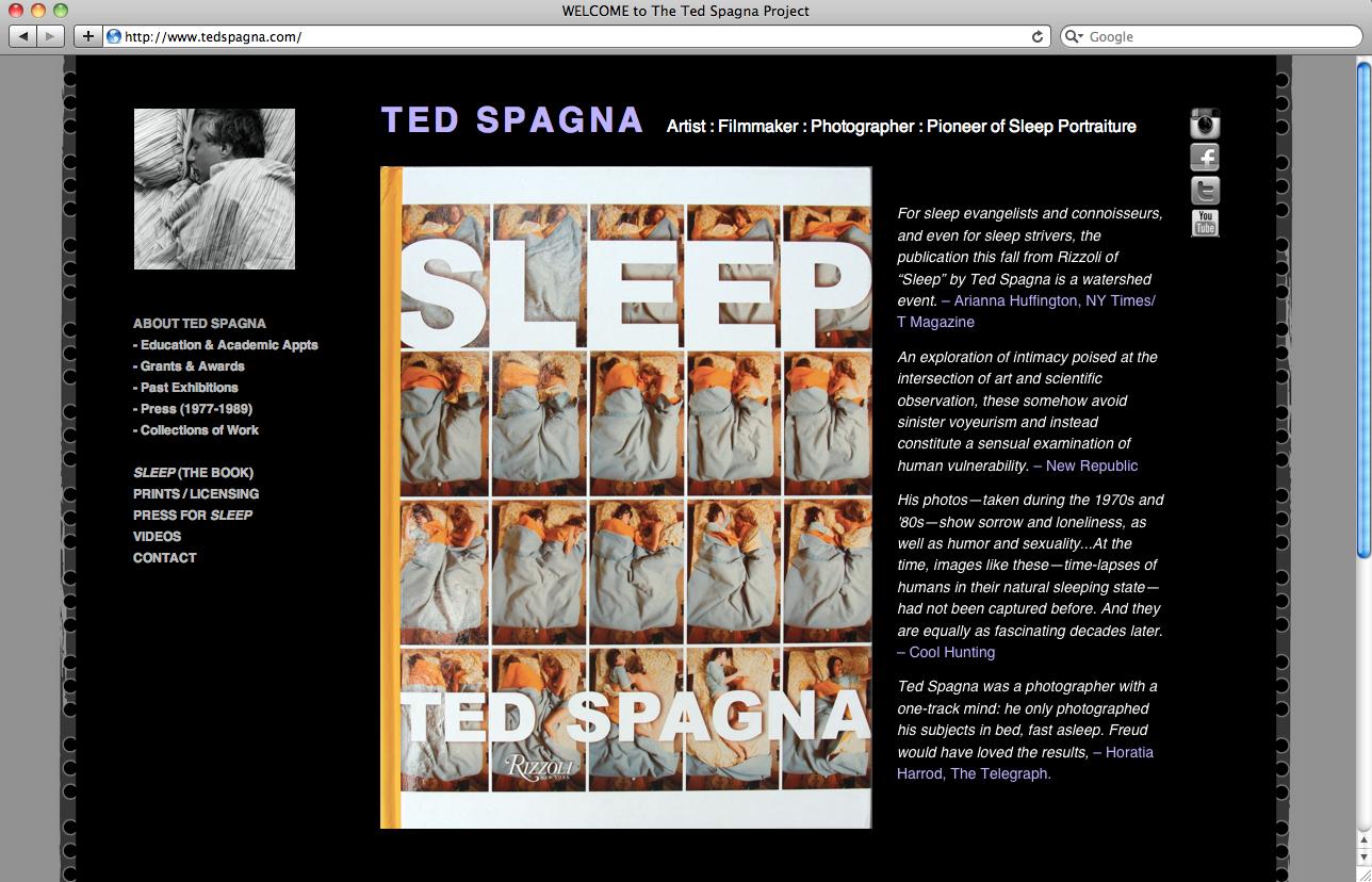 Ted Spagna SLEEP
