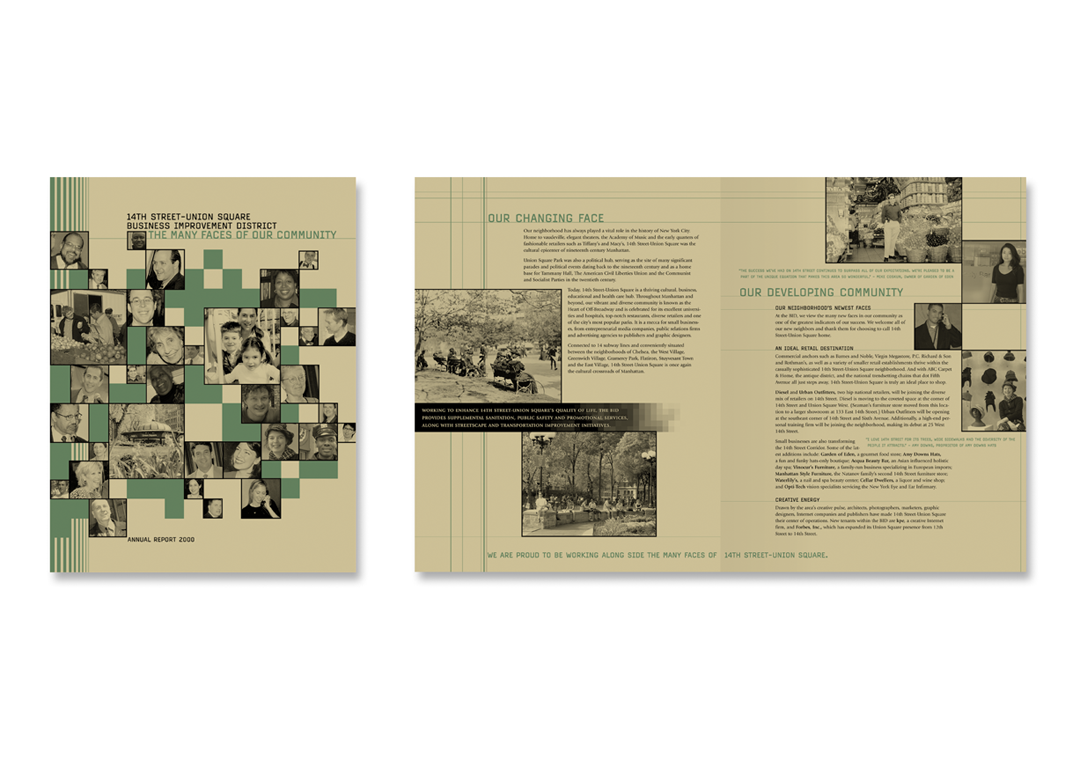 Union Square BID Annual Report