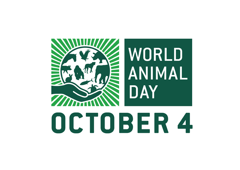 World Animal Day Logo Design