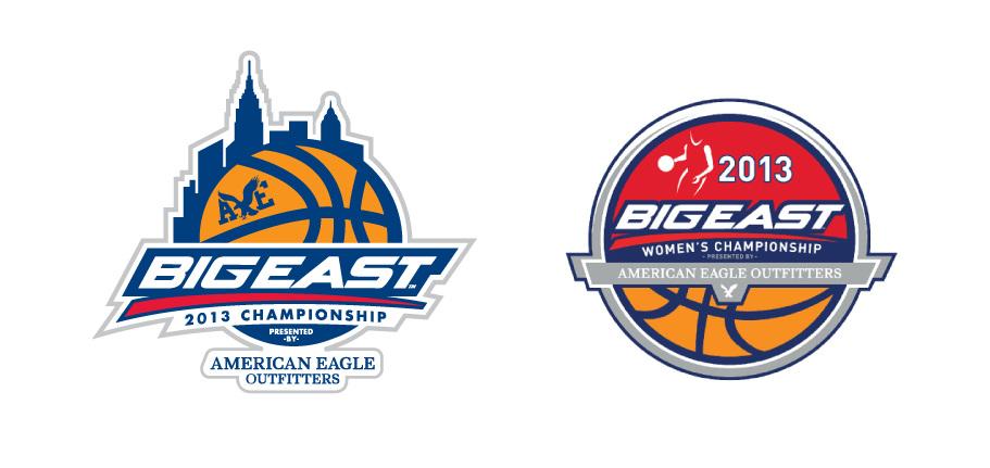 Big East Basketball Championship Logos BEFORE