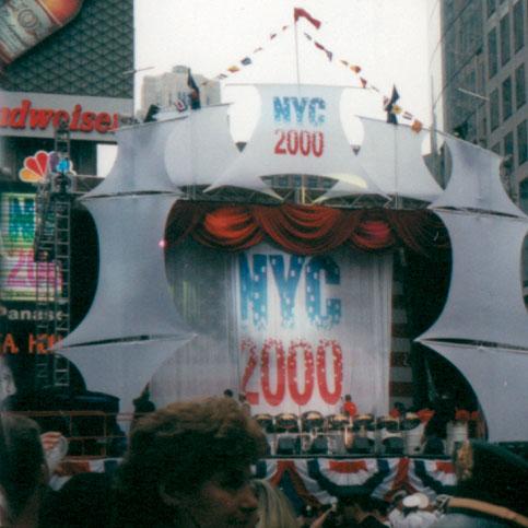 NYC 2000 July 4th