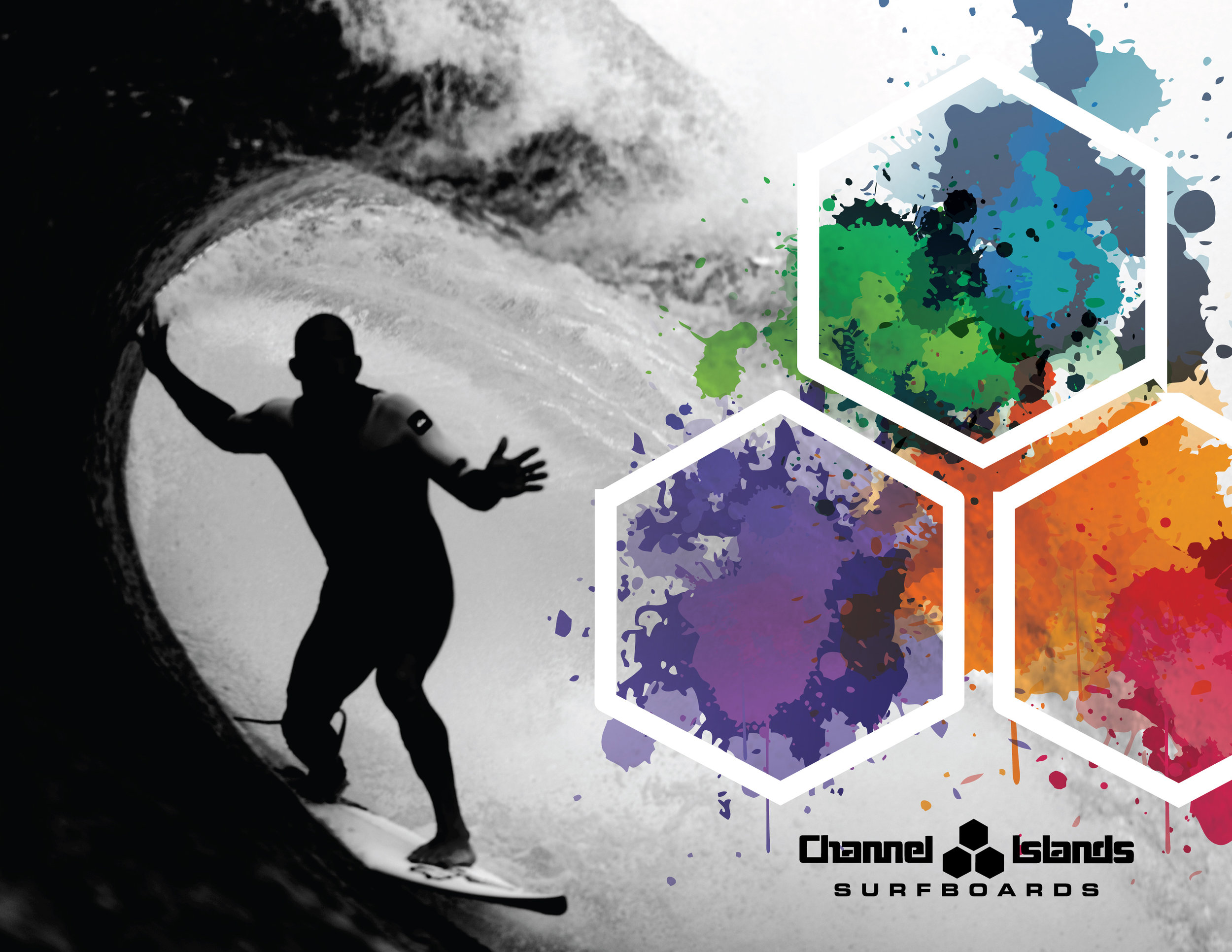 Channel Islands Surfboards 2016 Sales Catalog Cover