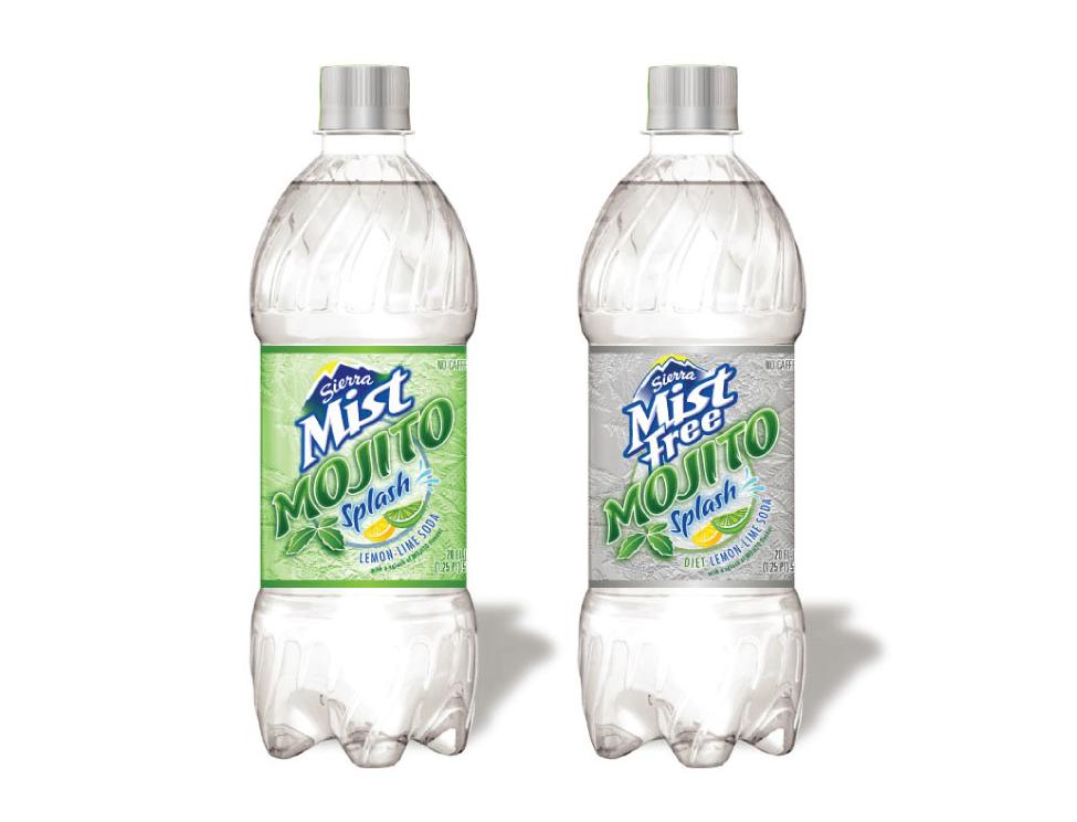 Sierra Mist Mojito Flavor Extension