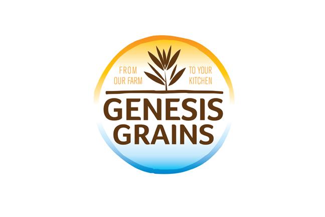 Genesis Grains Logo Redesign