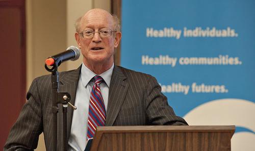2012 Hall Laureate Dr. Michael Rachlis