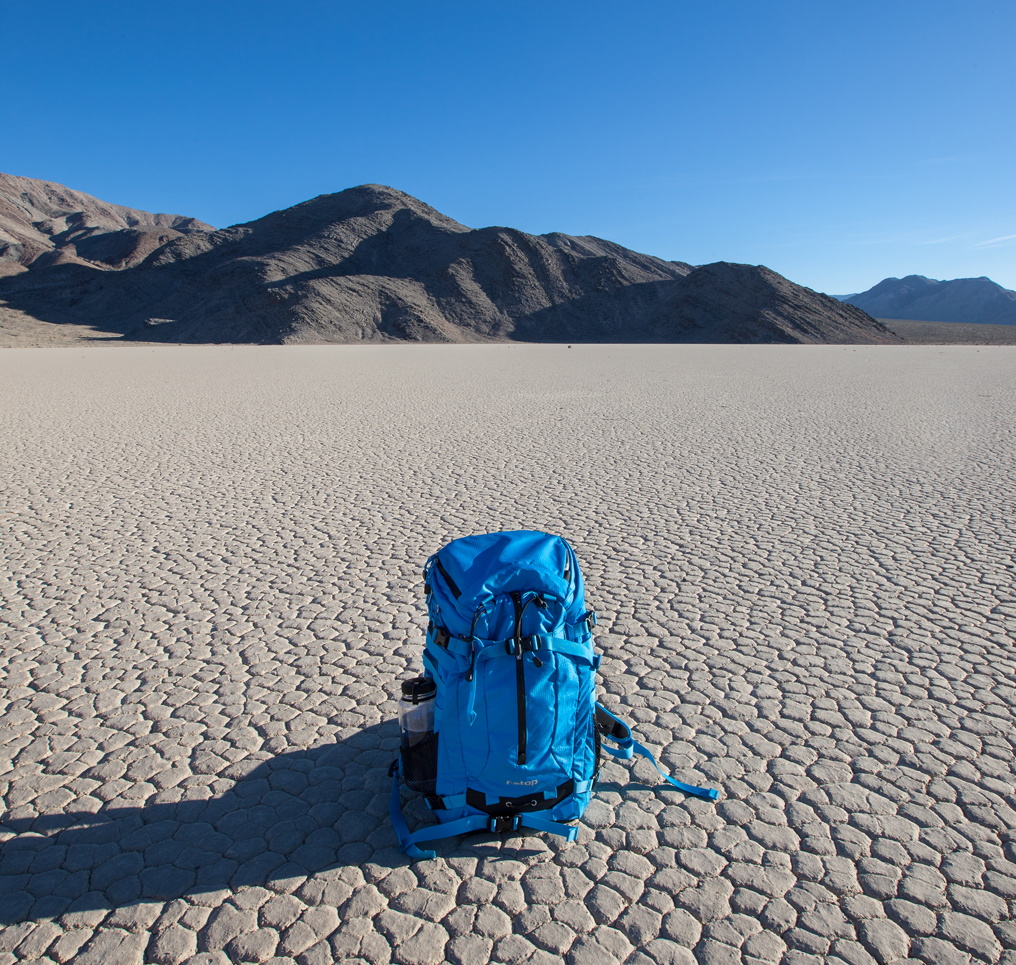 F-Stop Loka on it's first photo adventure: Death Valley February 2015