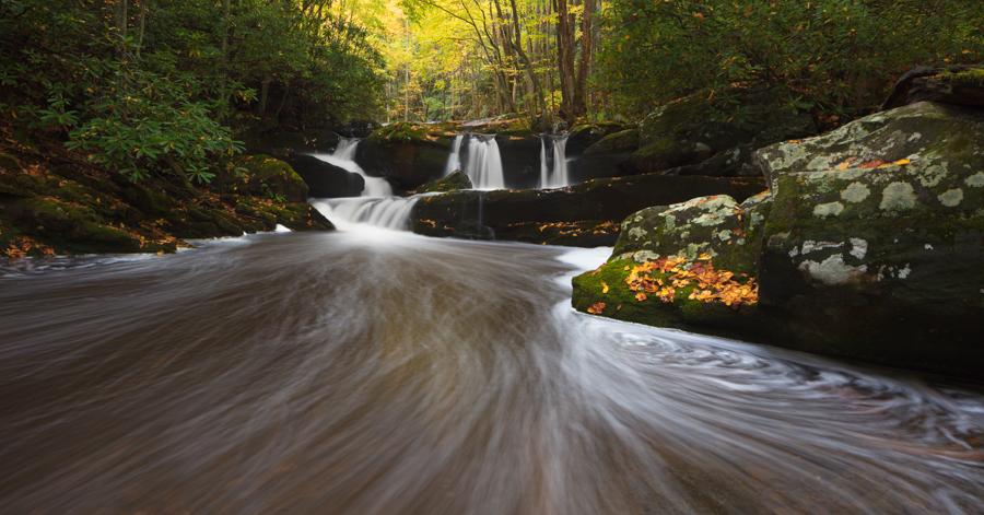 Lynn Camp Falls at Tremont