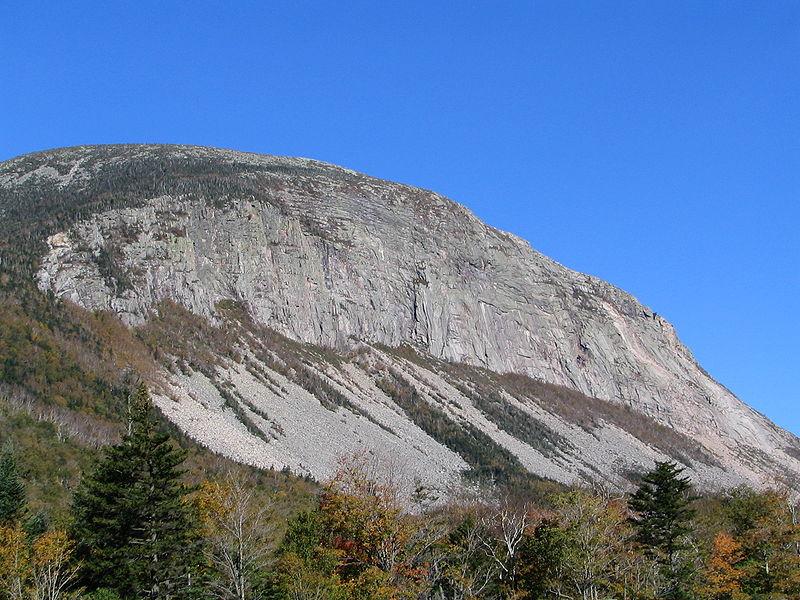 Cannon Cliff