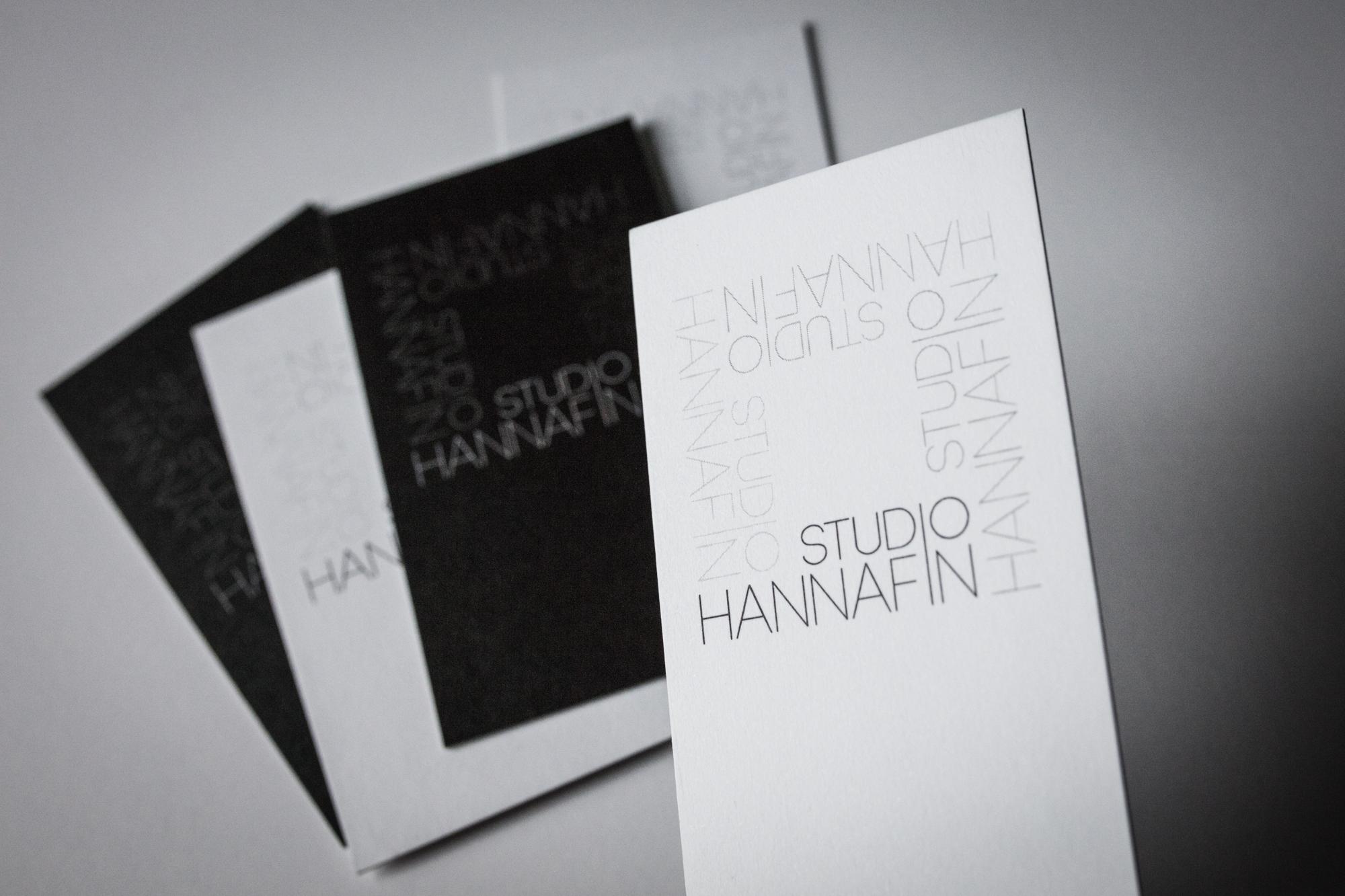 Business Card design by Creative Katz.