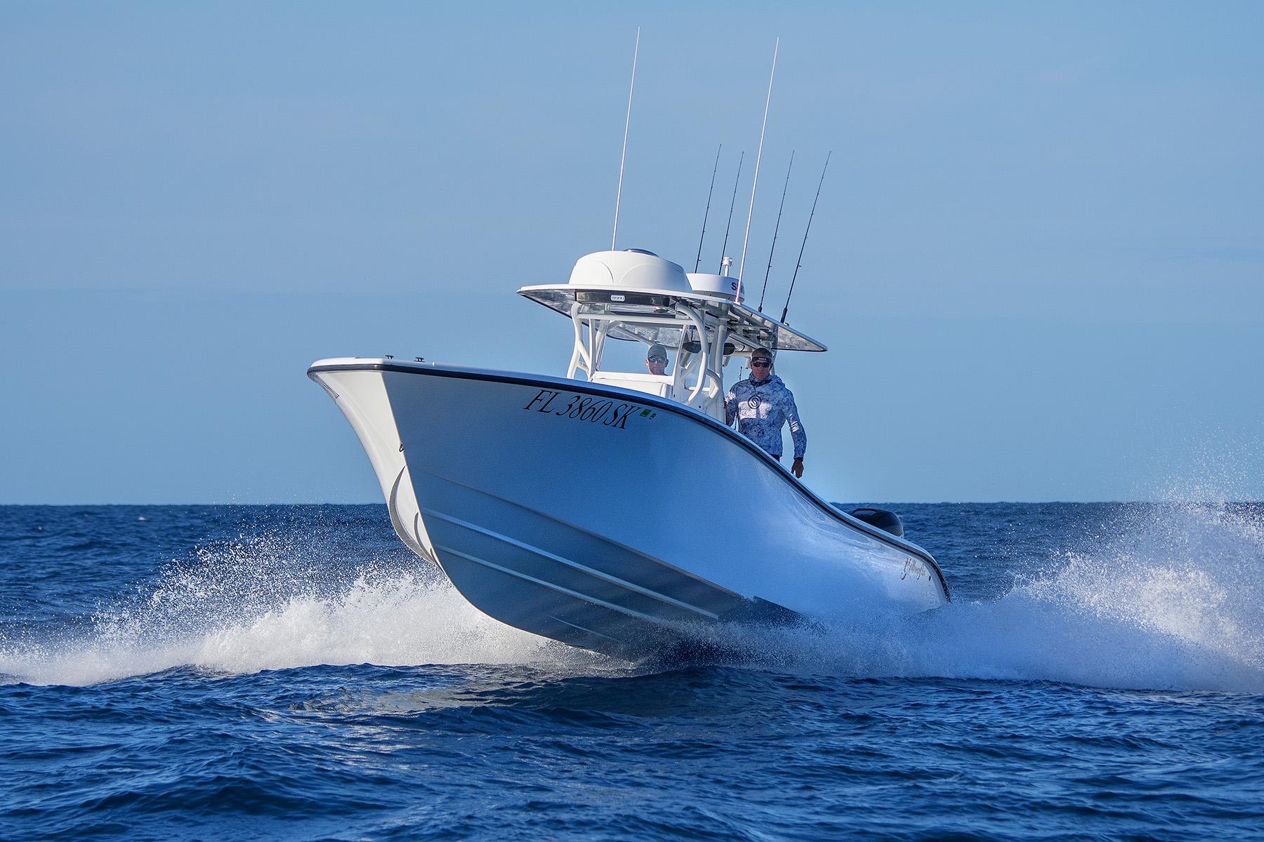 36 Yellowfin