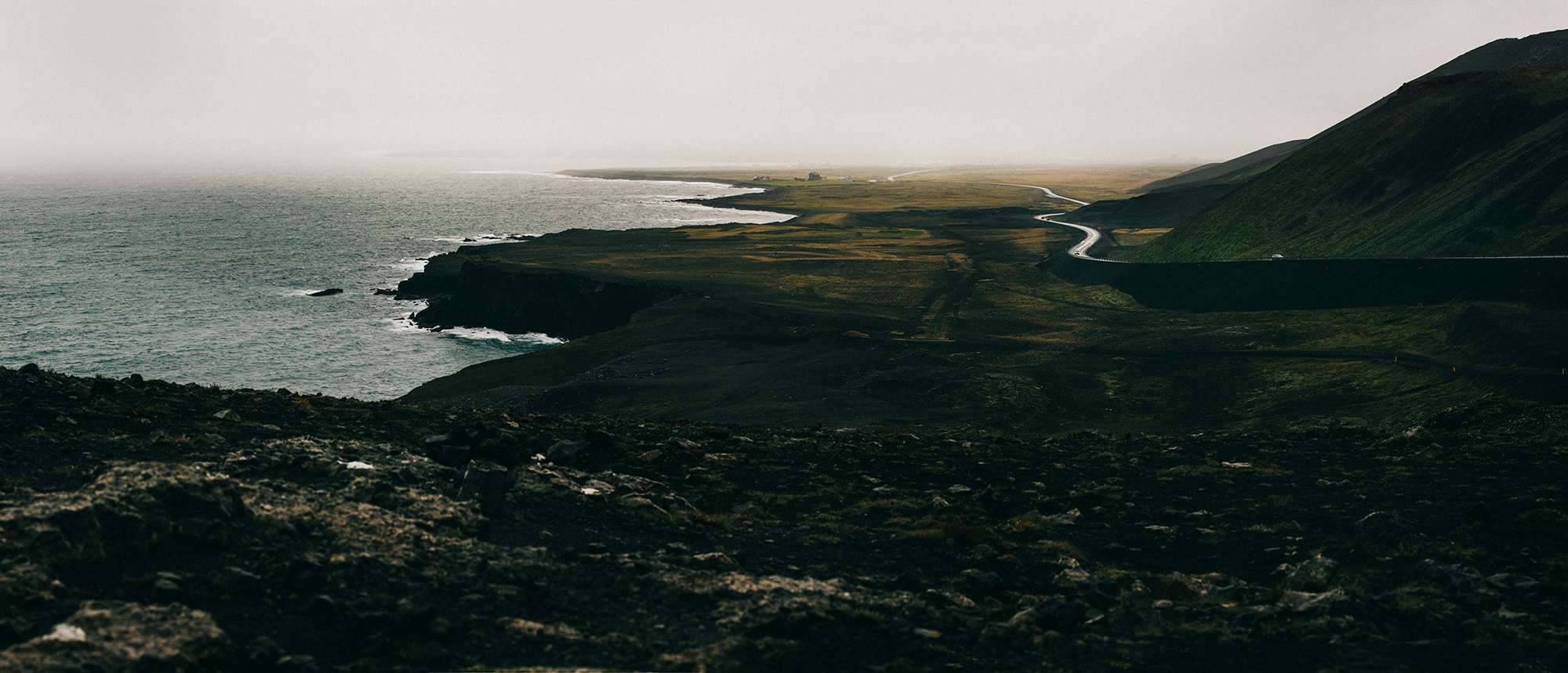Moody Coast, route 427 not far from Grindavik.