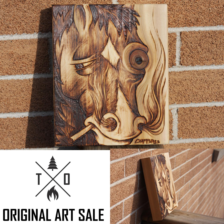 BoKnot Horseman- $100