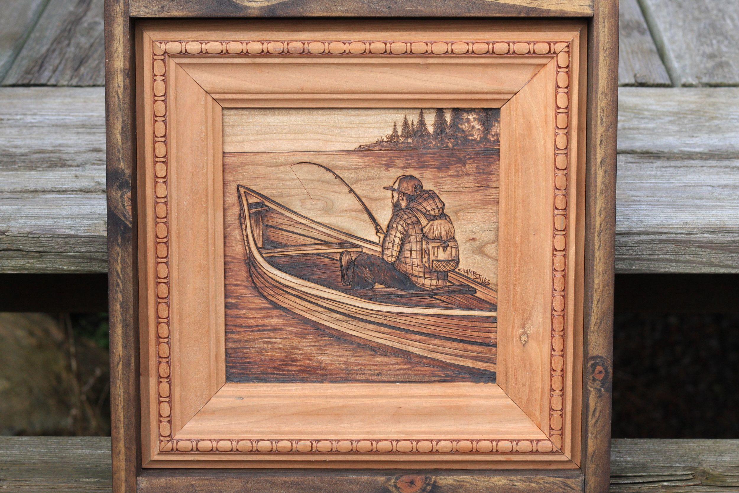 Cherry Canoe - $380