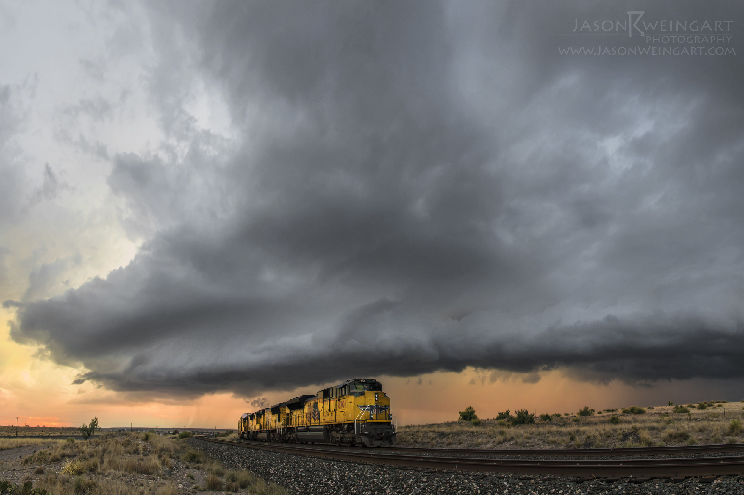 Union Pacific by Jason Weingart