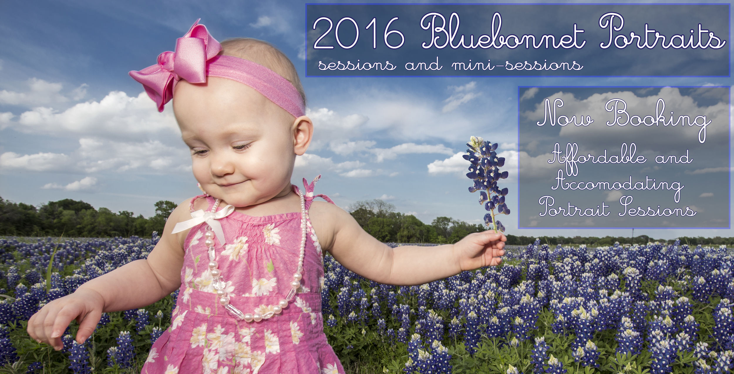 I offer affordable sessions and mini-sessions at some of the best bluebonnet spots Texas has to offer including Ennis and Spicewood. Click here for scheduling and other information.
