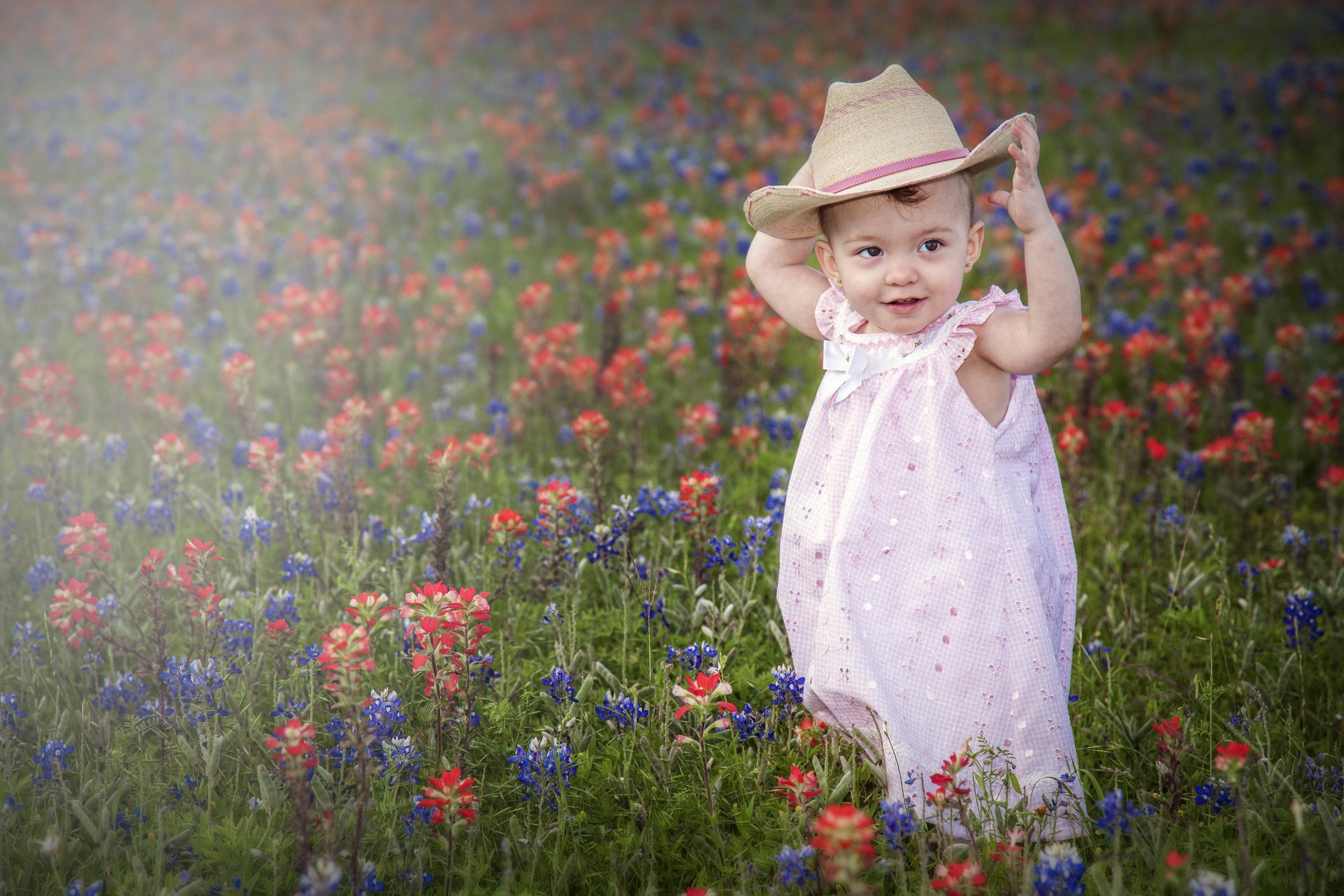 2018 Texas Bluebonnet Portrait Sessions