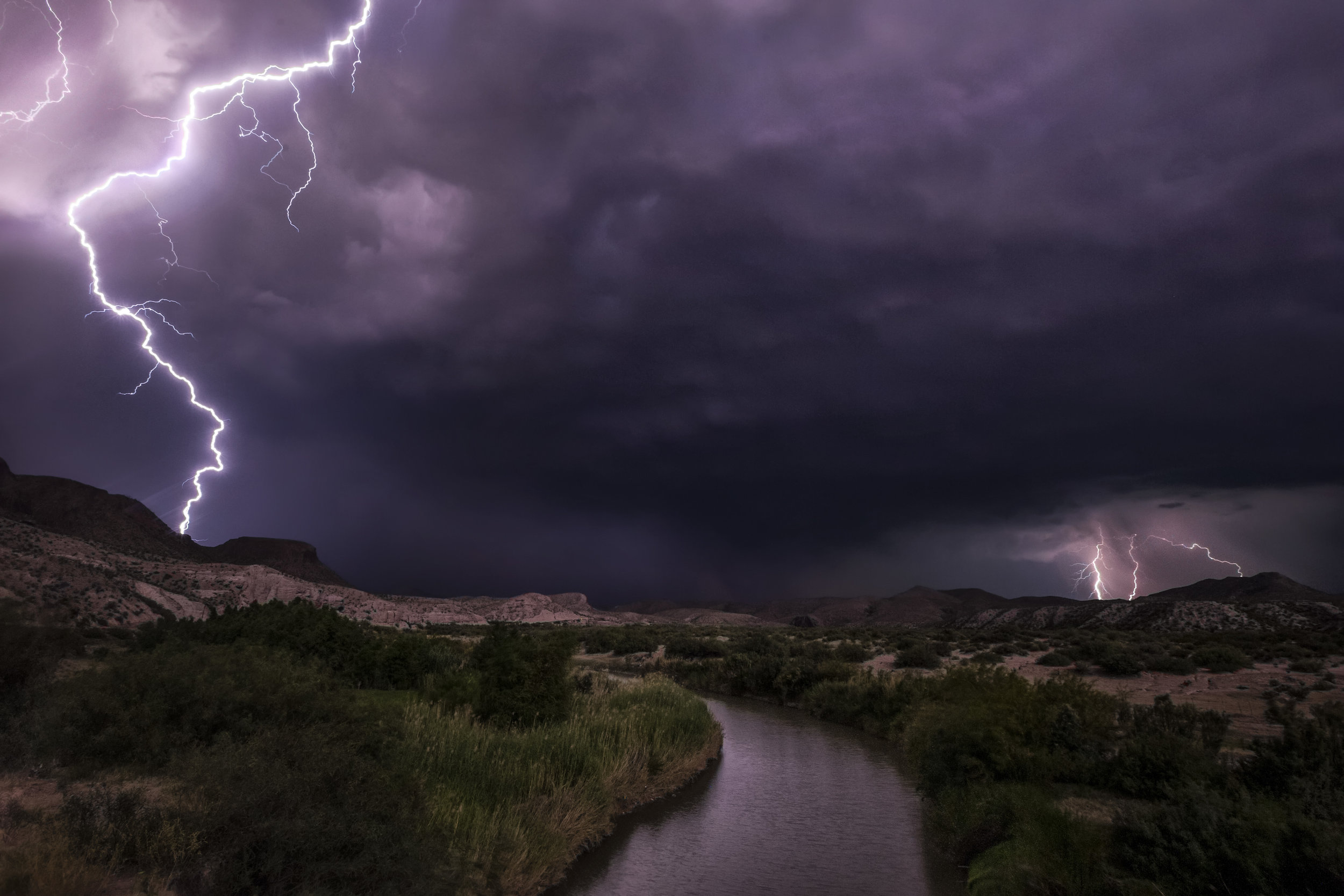 Cloud to Ground Lightning - US-Mexico Border  June 24, 2017.jpg