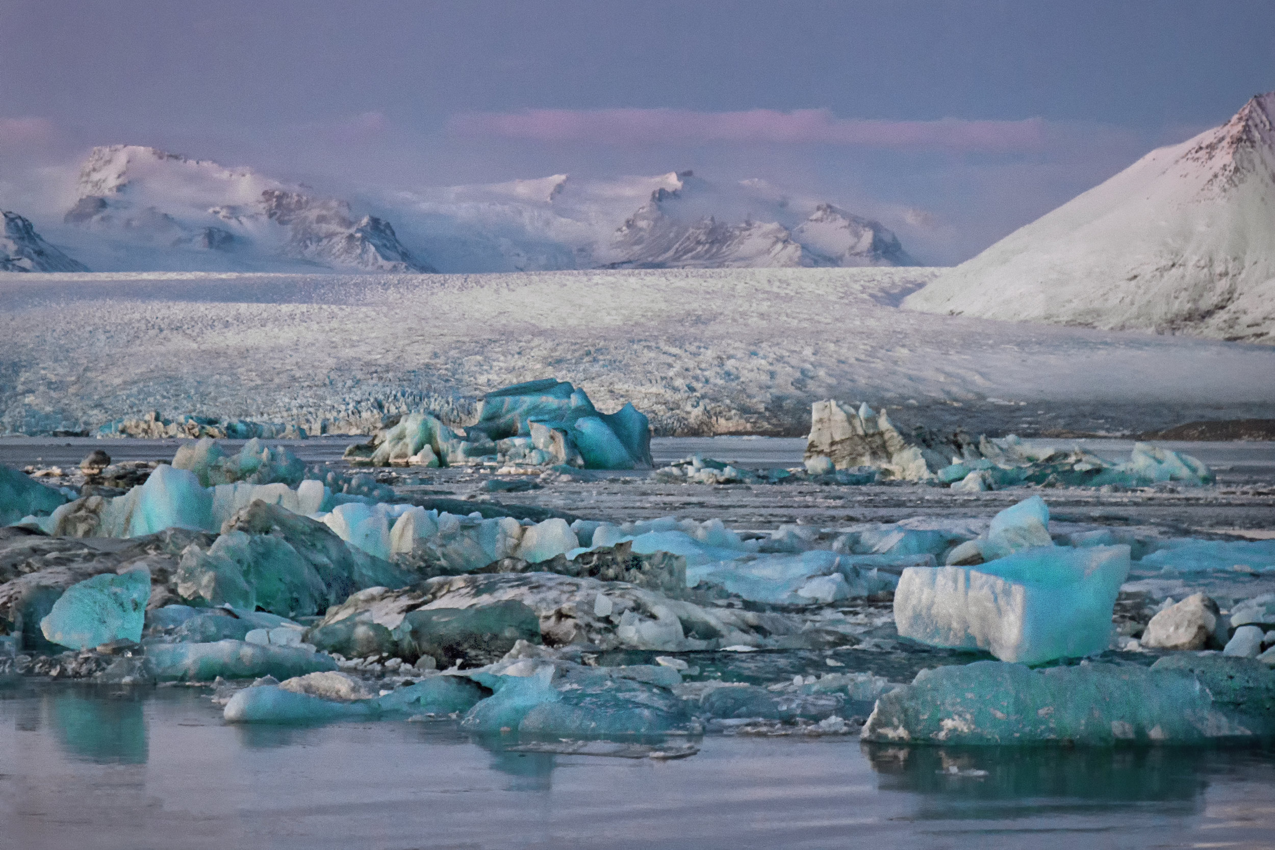 iceland photography workshop aurora ice glacier lagoon