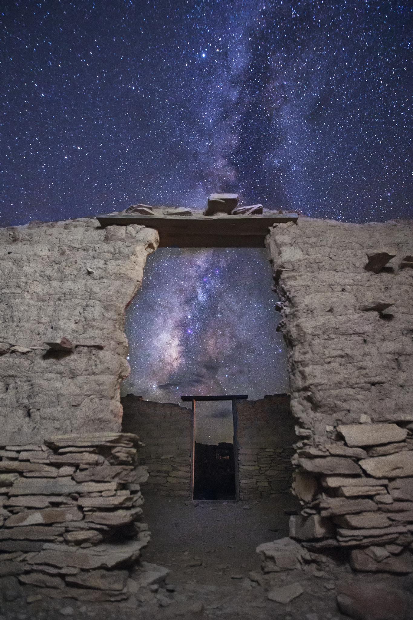2019 astrophotography workshop big bend terlingua texas milky way starlight theatre