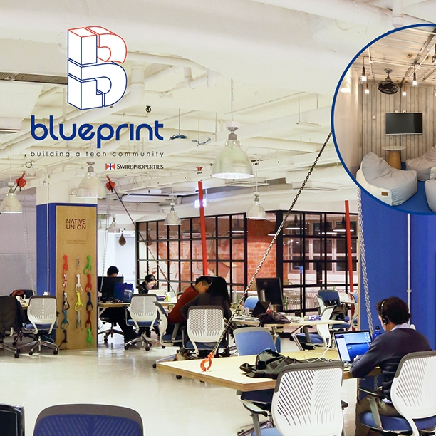 blueprint - Print, Digital, Social Media