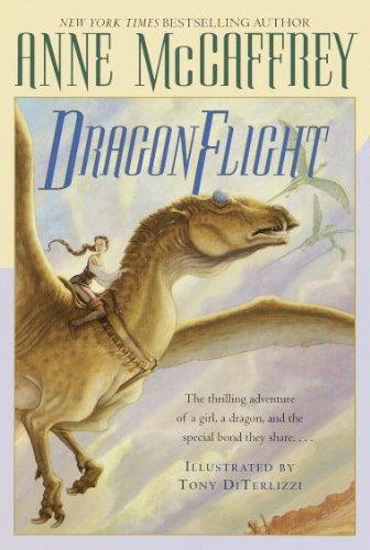 DragonFlight, by Anne McCaffrey