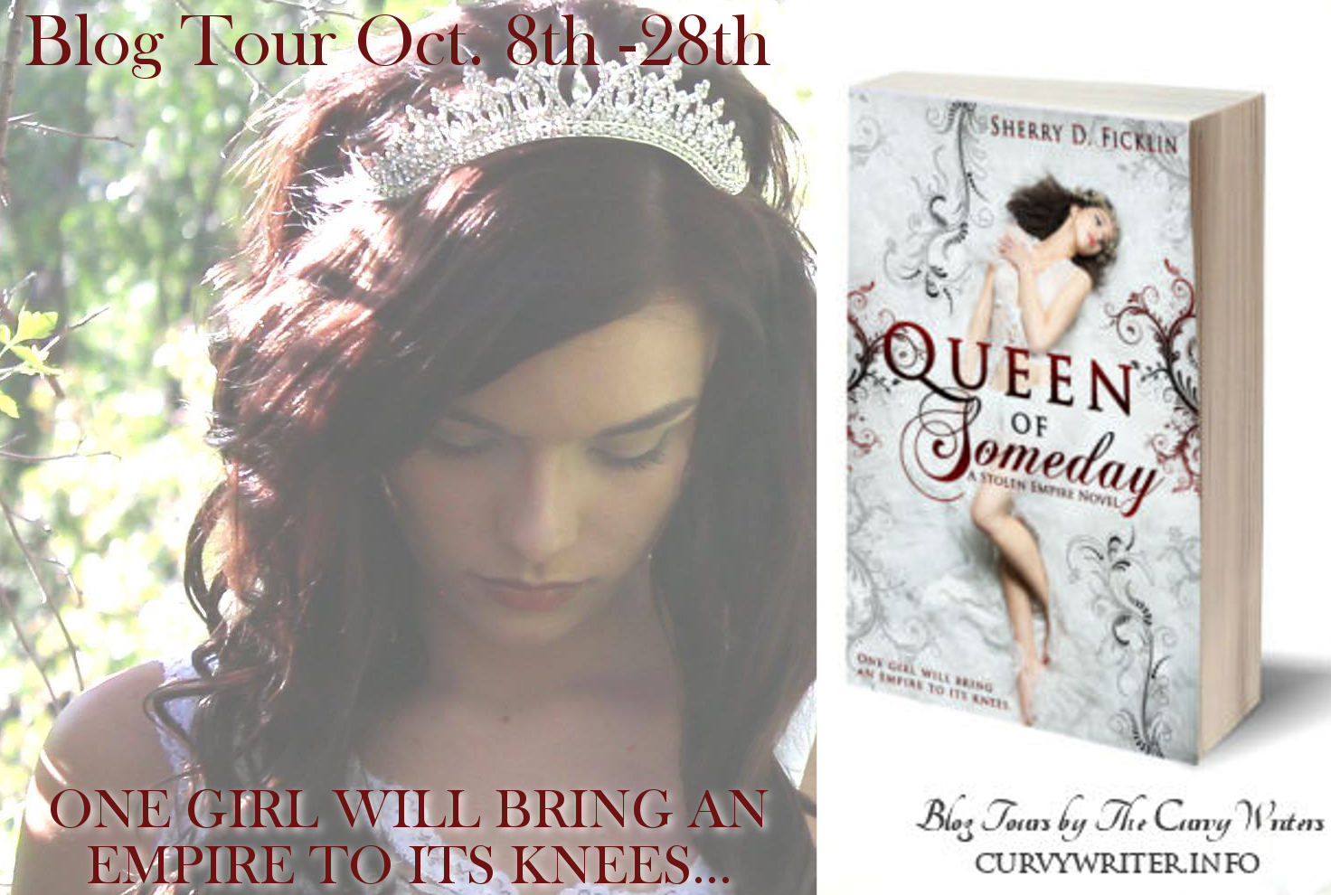 Queen of Someday Blog Tour