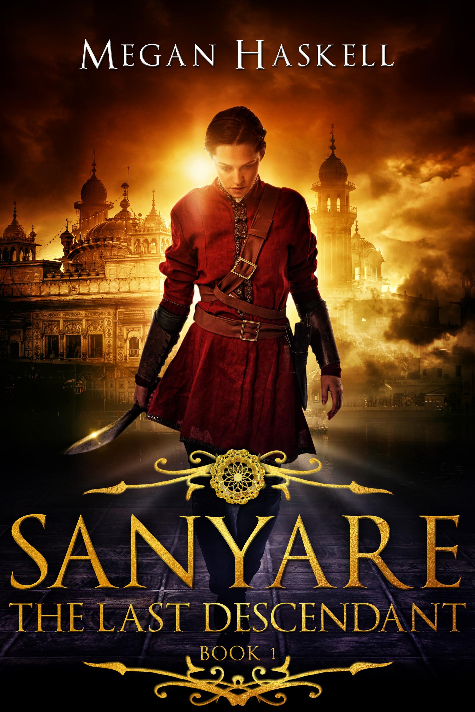 Boom!  Sanyare: The Last Descendant  has a new look!
