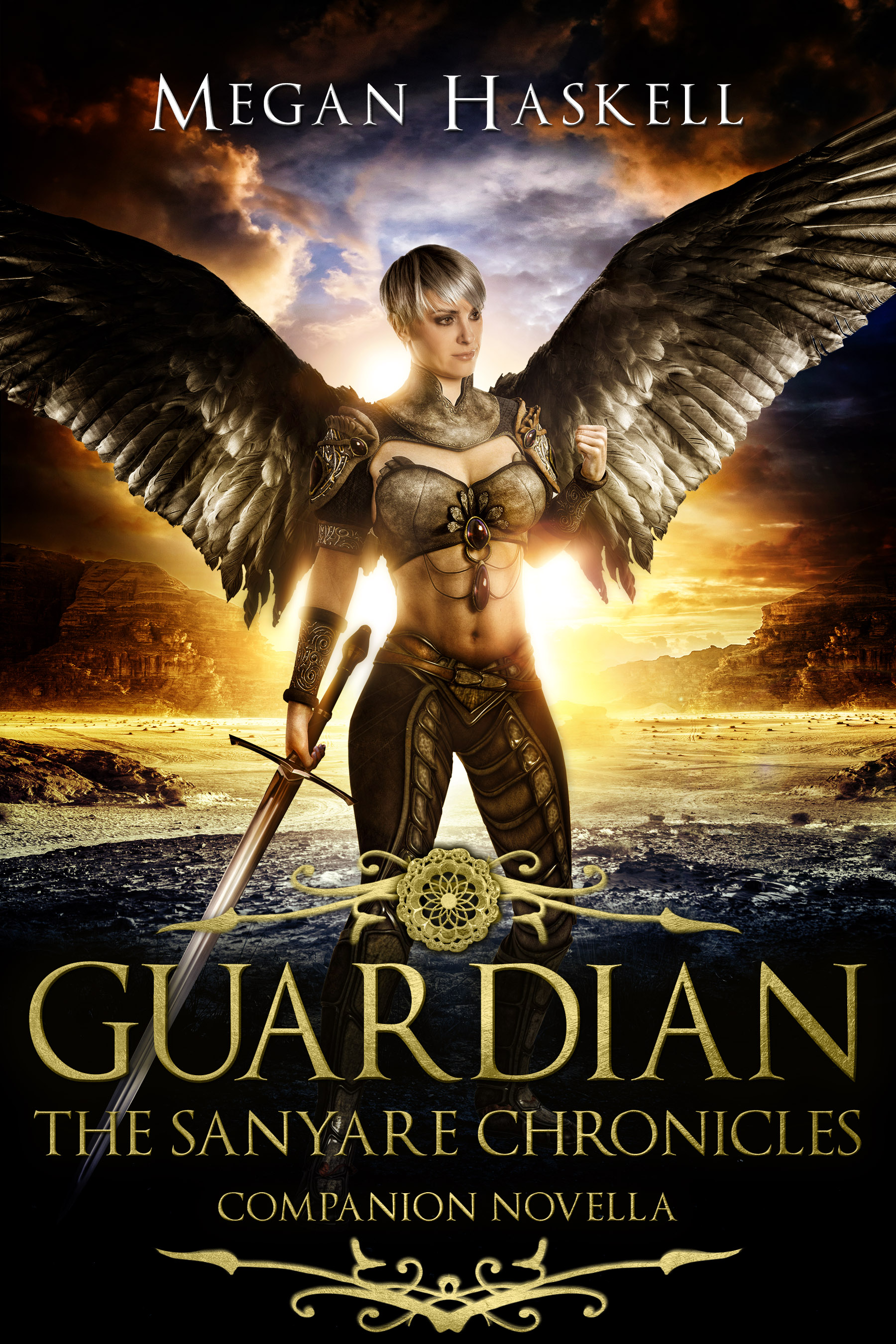 Guardian Sanyare Chronicles Novella