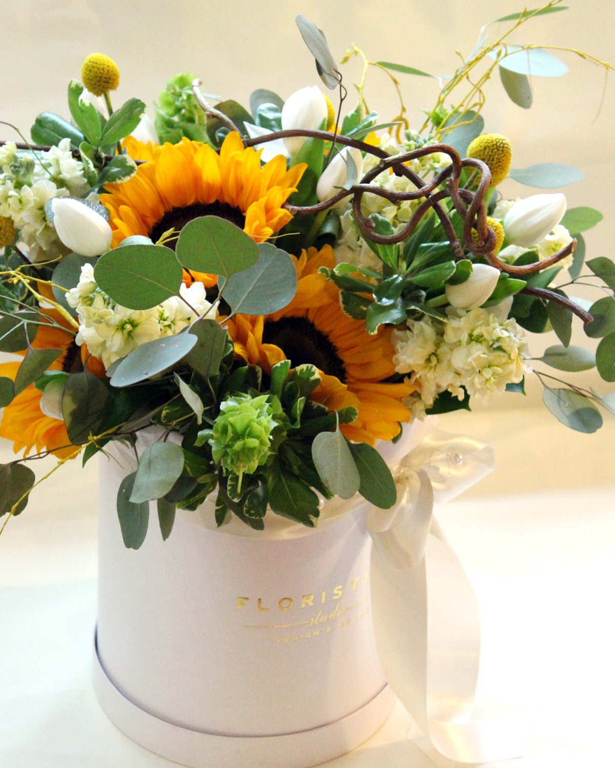 hatbox with sunflowers.jpg