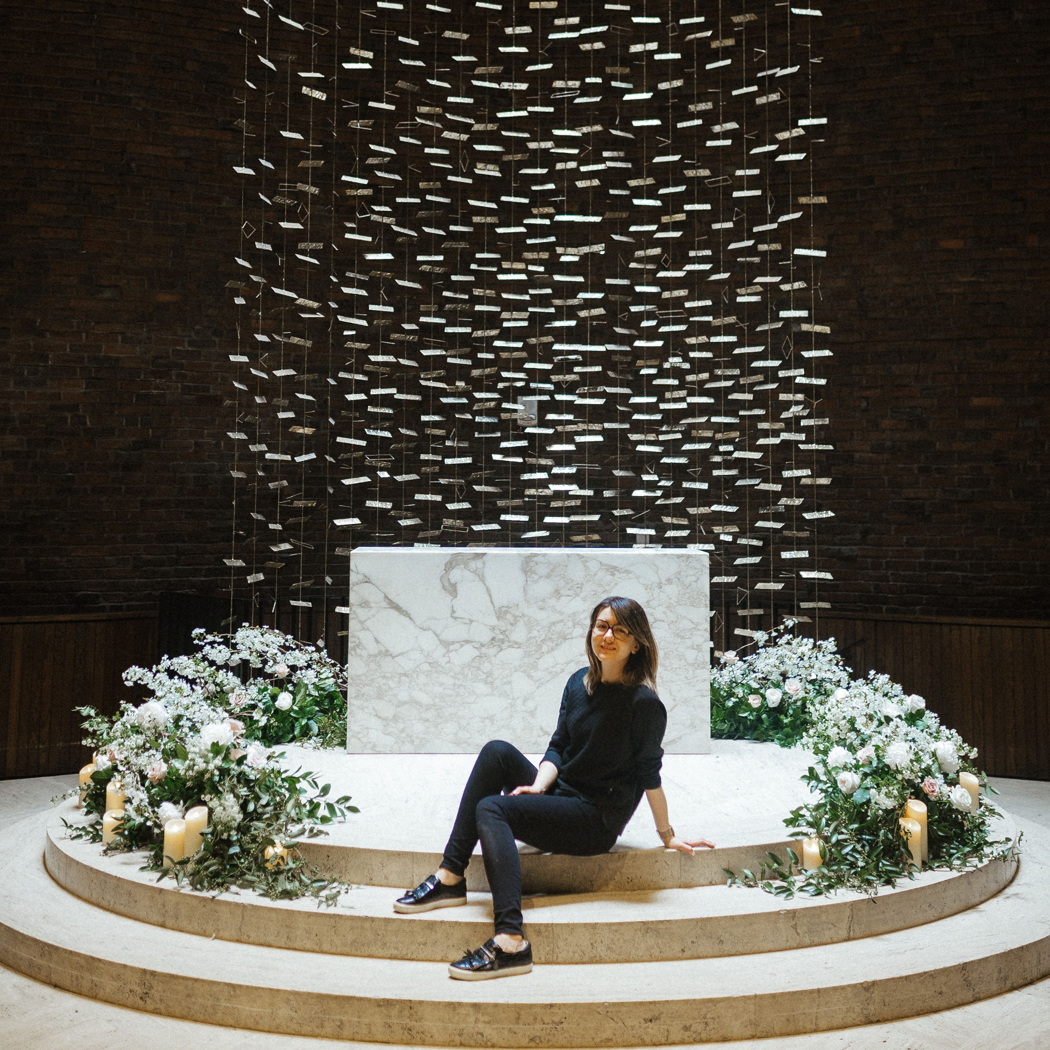 Kseniya Khromina, Owner and Lead Designer at Floristika Studio LLC